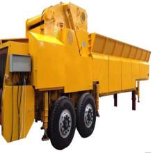 Moteur Diesel mobile bois Machine broyeur