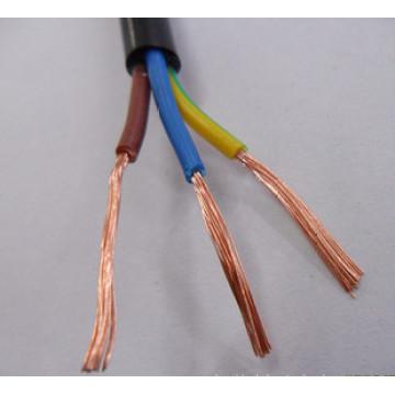 IEC 60502-1 für 0,6 / 1 kV KUPFERLEITER, PVC-ISOLIERT, PVC-SHEATHED