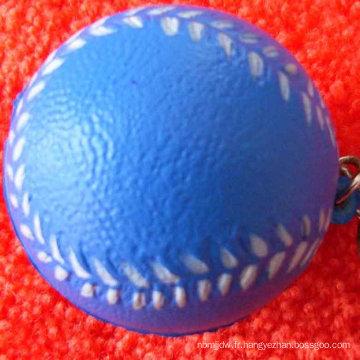 2017 base-ball en caoutchouc écologique doux