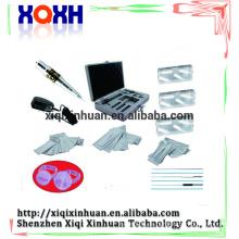 Kits de maquillaje de maquillaje de maquillaje de control digital kits microblade pluma, kit de tatuaje de cejas