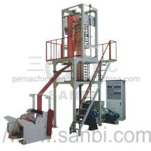 Machine de soufflage à rayures à double couleur (CE)