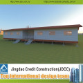Low Cost Prefabricated Classroom Design and Construction