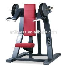 xinfui фитнес-коммерческая пластина загружается в тренажерном зале пресс плече оборудованием (XR7-03)