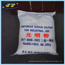 Meishan Jiayuan Chemical Co., Ltd / Ssa / Glauber Salz