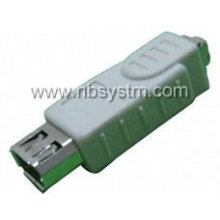 Firewire 1394 4P Buchse auf 6P Buchse Adapter