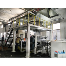 SPC Clicking Floors Production Machine