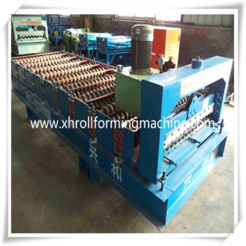 Máquina de painel ondulado galvanizado
