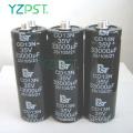 Standard dual Aluminum Electrolytic Capacitor 14000UF