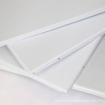 aluminum acoustic ceiling tiles simple false ceiling panel production design