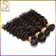 Auf Verkauf im Lager tiefe Welle langes Haar Verlängerung 26 Zoll indisches Haar
