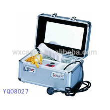 strong and portable aluminum medical instrument case