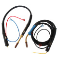 portable copper 501d water-cooling welding torch