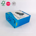 Kundenspezifischer Qualitäts-elektronischer Produkt-gewölbter Karton-Pappverpackungs-Papierkasten