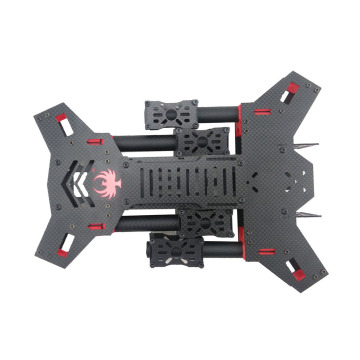 450mm Quad Carbon Fiber Drone Frame Kit