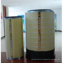 Filtro de ar do caminhão para Shacman Delong F2000
