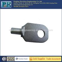 Piezas de acero de forja de buena calidad personalizada de fábrica de China