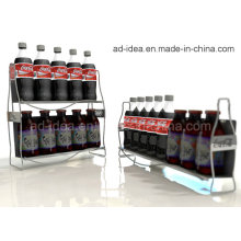 Counter Cola Display Stand/Metal Rack/Display Rack