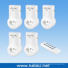 Socket de controle remoto sem fio Brasil (KA-RS-BR01-5)