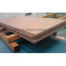 Placa de titanio - pura y aleación (T001)