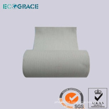 Coal dry process homo acrylic fabric dust filter bag cloth