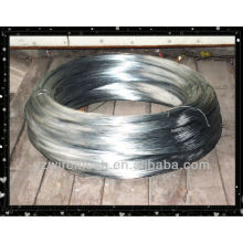 Low price electro galvanized iron wire manufacture