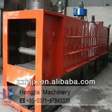 Desecado secador de coco correa / correa continua / secador de malla secador