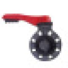 Válvula Borboleta / Válvulas Plásticas Industriais / Válvula Borboleta PVC