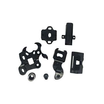 Die Casting Magnesium Alloy Mechanical Parts