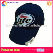 Custom bottle opener cap, beer bottle hat