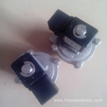 Standard gas valve for dust remover