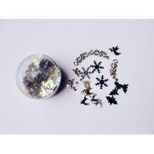 Glitter confetti cannon