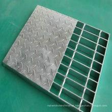Grating composto e grating de FRP, grating de aço galvanizado, grating da barra