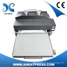 Hot sale large format hydraulic t-shirt heat press machine for sale