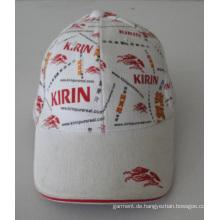 Neue Design Travel Printing Cotton Cap
