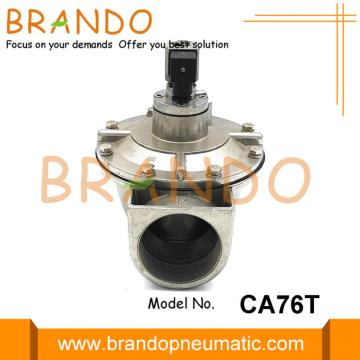 3 '' CA76T Pulse Jet Dust Collector Valve AC220V