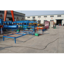 Trapezoid Roof Roll Forming Machine till salu