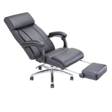 Comfortable Sleeping Desk Chair with Recliner Backrest and Footrest