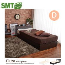 428 Pluto storage MDF wood bed designs