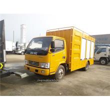 Camion d'élimination des eaux usées Dongfeng 4x2