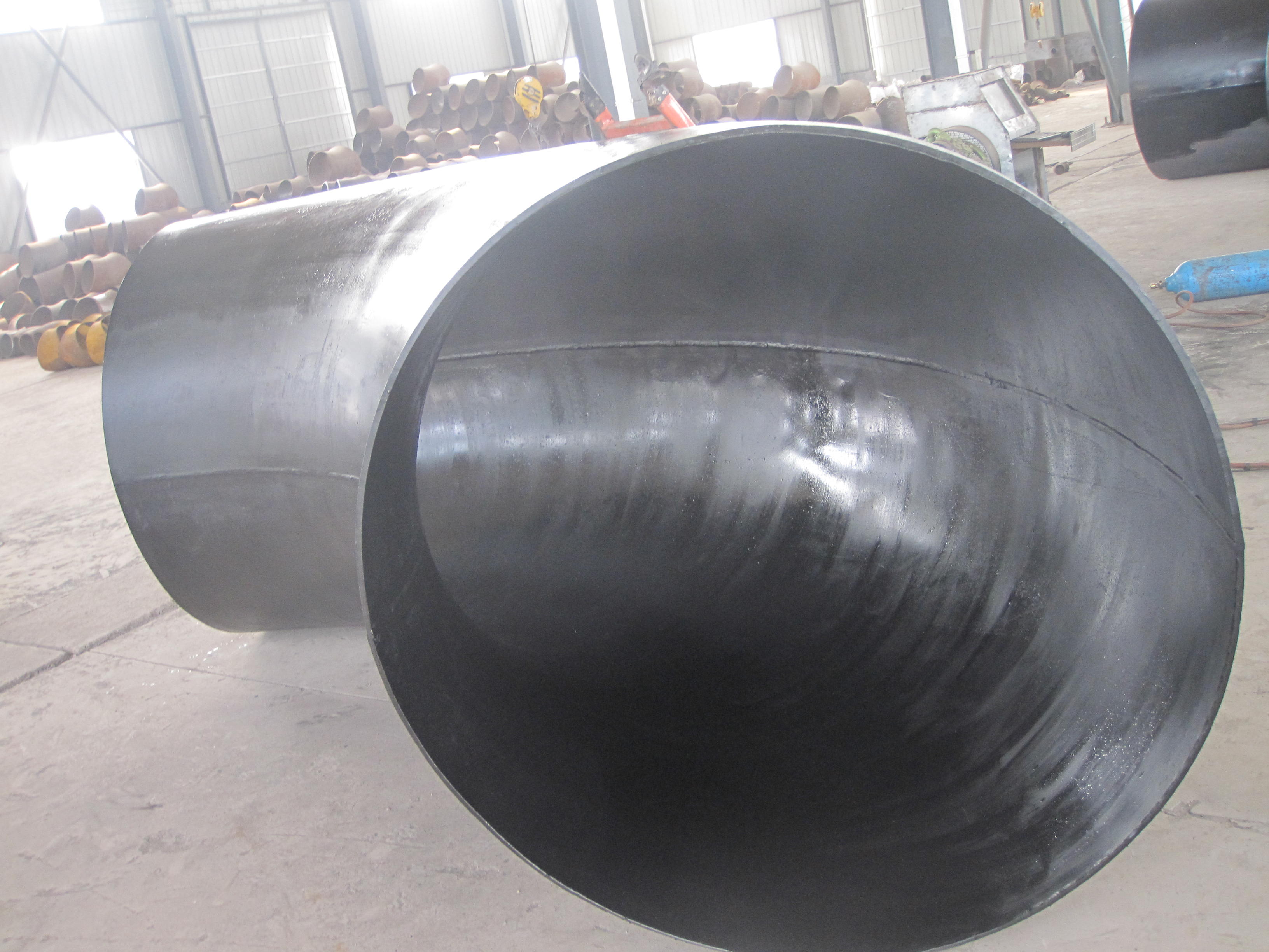 Pipe Elbow Fabrication
