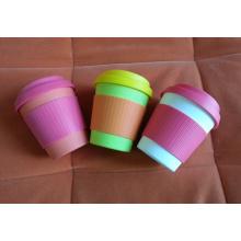 Эко Bamboo Fiber посуда кофе Кубок (BC-C1027)