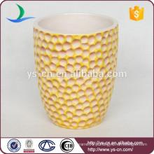 YSb40016-01-t Hot sale yongsheng cerâmica novidade banheiro tumbler