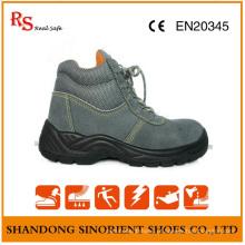 Sapatas de segurança por atacado Itália China fábrica de calçados de segurança industrial