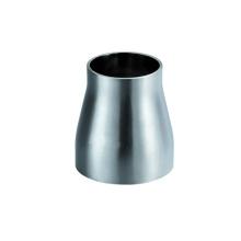 Aço inoxidável Sanitary Solded Exccentric Reducer
