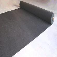 Nonwoven geotextile drainage fabrics