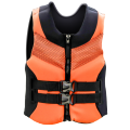Seaskin 2-Buckle Life Jacket مع سحاب للبيع