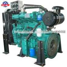 chinesischer R4105ZD Schiffsdieselmotorgenerator