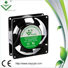 Control de velocidad 92 * 92 * 25m m PWM modificado para requisitos particulares 110V 240V AC ventilador de enfriamiento