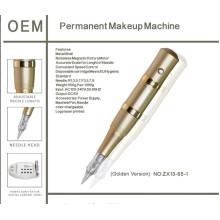 Máquina de maquiagem permanente de peças de arma personalizada