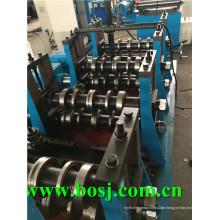 Verzinkte Stahlbodenplatte Stereo Garage Roll Forming Equipment Dubai